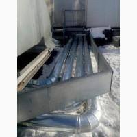 Вентиляция приточная металлическая Одесса