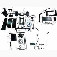 Кит-наборы для переоборудования мотоблоков в минитрактор