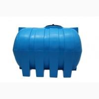 Емкости пластиковые горизонтальные G-1000 л