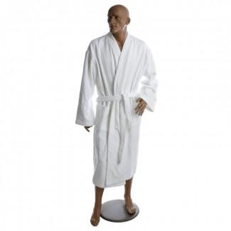 Халат махровый (воротник кимоно)