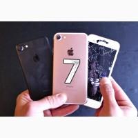 Замена стекла переклейка ремонт дисплея iPhone 7/7
