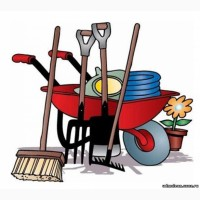 Уборка расчистка участка, территории, вывоз мусора, демонтаж, покос травы Одесса