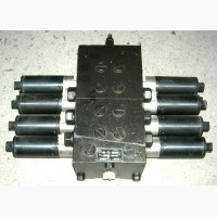 Гидрораспределитель 4РЭ50-29 (73.00.00.000В-29) (Дон-1500) электромеханический (4 секции)