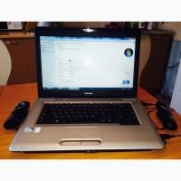 Продам двух ядерный полностью рабочий ноутбук Toshiba Satellite L450D