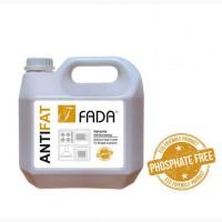 Засіб очищуючий для видалення пригорілого жиру фада анти жир, 3 л
