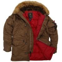 Куртки Аляски из США