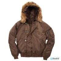 Куртки Аляска укороченного типа (США)