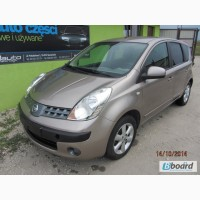 �������������� �� Nissan Note ���������� �������� ���� Note