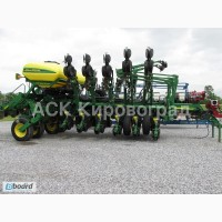Сеялка пропашная Джон Дир John Deere 1790 CCS 16/31 рядная аналог технологии interplant