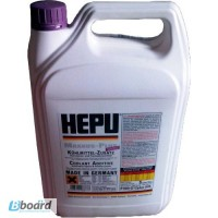 HEPU антифриз фиолетовый 5л. концентрат (P999-G12plus-005)