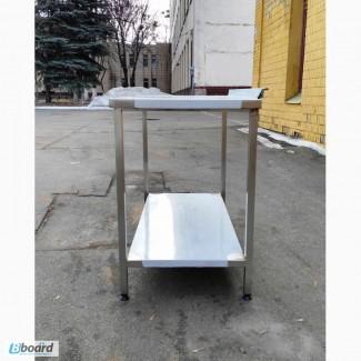 Столы для кухонь и общепита нержавеющие столы