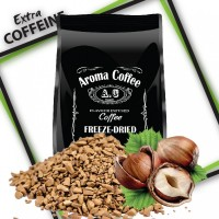 Кофе ароматизированный растворимый сублимированный