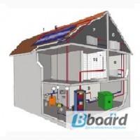 Отопление, водоснабжение, газоснабжение