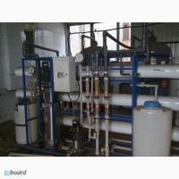 Продаем б/у промышленную установку для фильтрации и очистки воды EW -300-17P