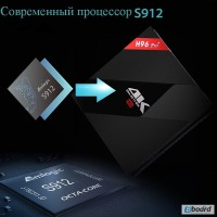 H96 Pro Plus 3GB/32Gb S912 Android 6.0 tv box smart