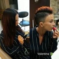 Окрашивание волос, стрижки, укладки (Гагарина, ТЦ Delmar, салон FAMILY)