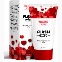 Купить FLASH EXTRA - Возбуждающий гель (Флеш Екстра) оптом от 50 шт