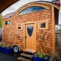 Фасад деревянний