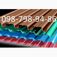 Профнастил профлист С8, С10, C13, С17, С18, С20, С21, НС35, С44, НС35, НС44, Н57, Н60, Н75