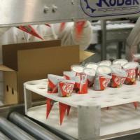 Нужны упаковщики на фабрику мороженого в Польше