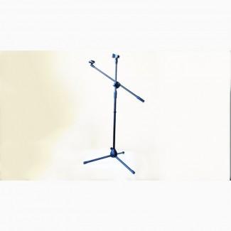 Подставка под микрофон напольная