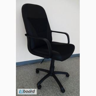 Компьютерное кресло, кожзаменитель+сетка