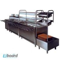 Продам новую линию раздачи для столовой по цене б/у