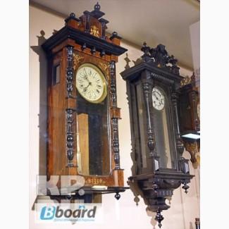 Куплю часы старинные настенные или напольные. Можно с повреждениями