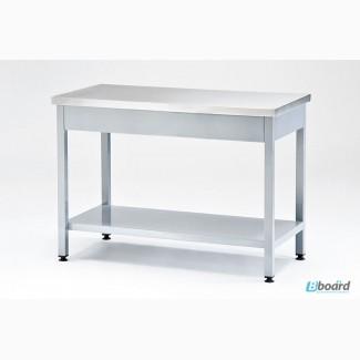 Стол нержавеющий из пищевой стали для кухонь
