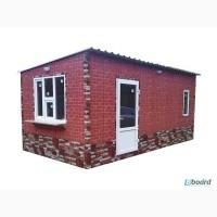 Дачный домик 6, 0х3, 5х2, 8 м