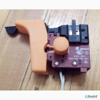 Кнопка включения на перфоратор Фиолент П1-750РЭ, П2-850РЭ
