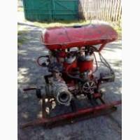 Мотопомпа пожарная МП 800, 1600