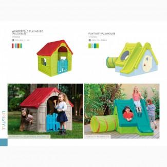 Игрушки садовые для игр на улице сада и дачи, активный отдых для ваших малишей Нидерланды