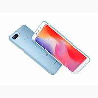 Оригинальный смартфон Xiaomi Redmi 6A.2 сим, 5, 45 дюй, 4 яд, 13 Мп, 16 Гб, 3000 мА/ч