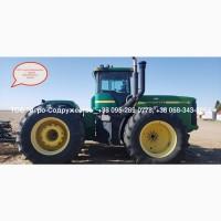 Трактор John Deere 9400 425 л.с. из США 425 лс