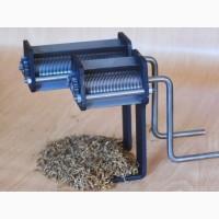 НОВИНКА!!!Табакорезка, Тютюнорізка машинка для нарезки, резки листьев табака 7 см
