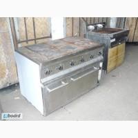 Продам недорого Плиту электрическую ПЭ-726ШК RADA б/у в ресторан, кафе, общепит