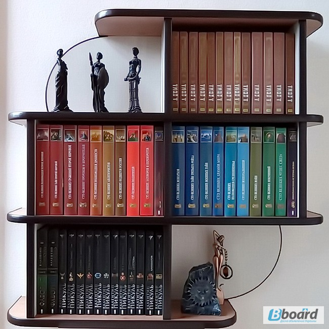 Фото к объявлению: полки для книг - bboard.