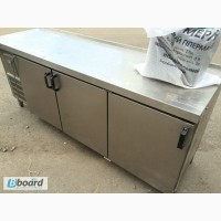 Трехдверной стол холодильный бу