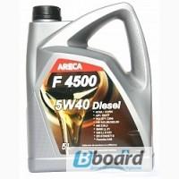 ARECA Моторное масло (синтетическое) F4500 DIESEL 5W-40