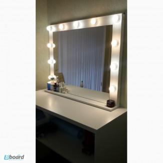 Гримерное зеркало Neon