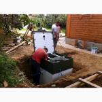 Септики, автономная канализация, дренажи