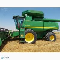 2008 г. Роторный комбайн JOHN DEERE 9770 STS (360 л.с.) из США продам