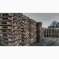 Купим деревянные поддоны БУ