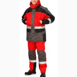 Зимний рабочий костюм для АЗС