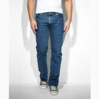 Фирменные джинсы Levis 505 - Dark Stonewash