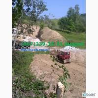 Уборка территории и удаление деревьев, Валка деревьев, расчистка кустарника