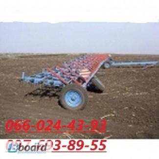 Пружинная борона ЗПГ-15