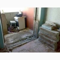Резка подоконных, балконных, блоков, стен, выходы на балкон Харьков