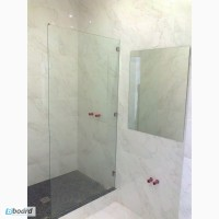 Перегородка для душа в ванной